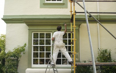 Our painting and decorating services: